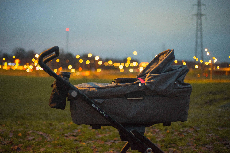 Jusqu'à quel âge utiliser une poussette pour bébé?